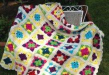 Crochet Weekend In Stockholm Throw