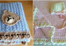 Crochet Tiramisu Baby Blanket