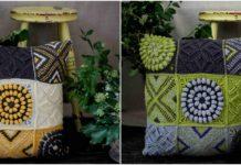 Crochet Cushion CAL Delicade