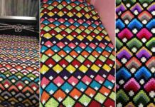 Wonderful Crochet Blanket