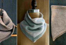 Crochet Cowl Knitting Bandana