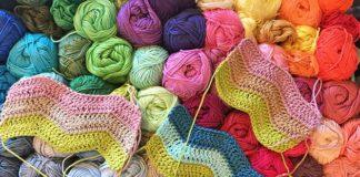 Crochet Soft Ripple Pattern